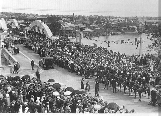 william jolly bridge 1932