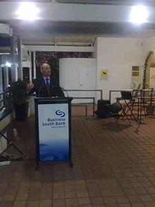 Brisbane Lord Mayor Campbell Newman