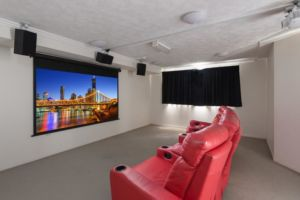 Gabba Central Media room - Woolloongabba