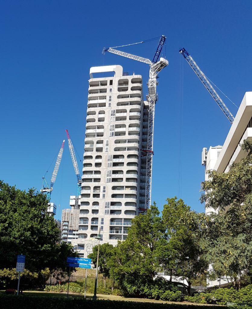 Art house Apartments South Brisbane