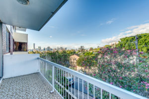 Dornoch Towers - Highgate Hill - View from one of the apartments