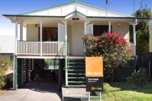 Brisbane rental house