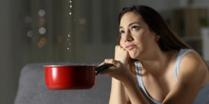 body corp insurance leak
