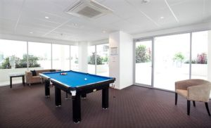 Amenities room at Arriva Apartments
