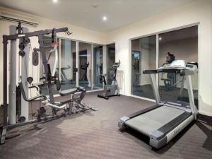 Gym at Arriva Apartments