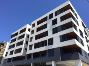 Street view of Eden Lane Apartments - Woolloongabba