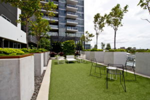 Pool Deck Trafalgar Lane - Woolloongabba
