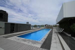 Pool Trafalgar Lane - Woolloongabba