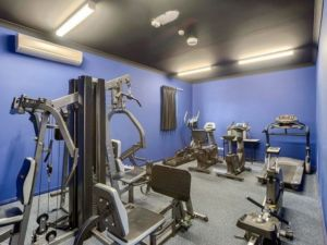 Que Apartments Top Floor Gym