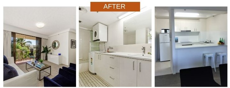 Brisbane investment renovation