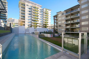 Trilogy Apartments Pool - Spring Hill
