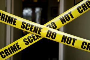 rental property crime scene