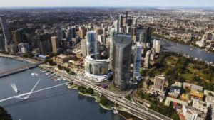 Brisbane real estate and Queens Wharf