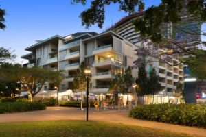 The Galleria Apartments South Bank