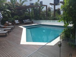 Pool Deck Ivy Terrace - Woolloongabba