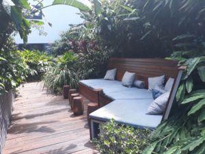 Scheduled lounge area Ivy Terrace - Woolloongabba