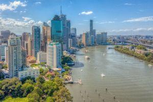 Brisbane population growth