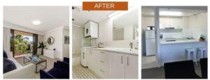 Brisbane investment renovation