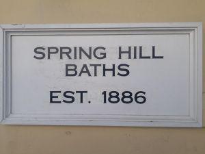 Spring Hill Bath Est. 1886