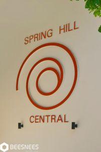 Spring Hill Central Logo